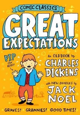 Comic Classics: Great Expectations by Jack Noel