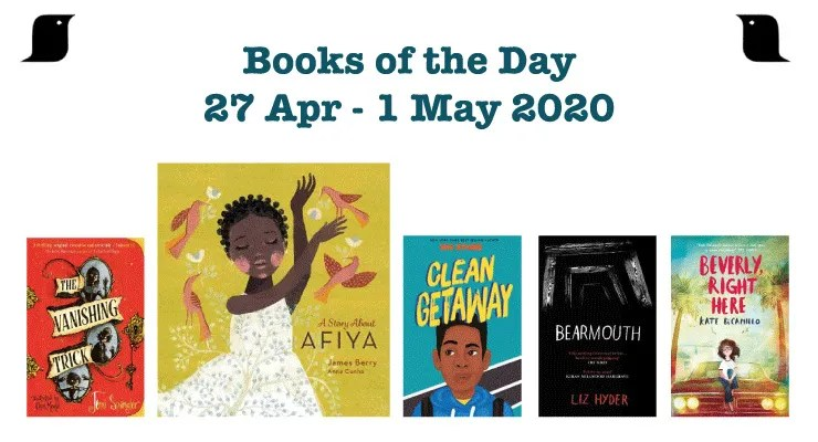 Books of the Day 2020 / 17