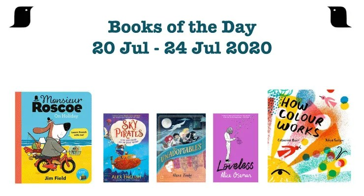 Books of the Day 2020 / 29