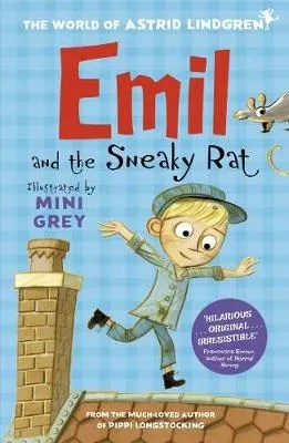 Emil And The Sneaky Rat by Astrid Lindgren ill. Mini Grey