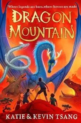 Dragon Mountain by Katie & Kevin Tsang