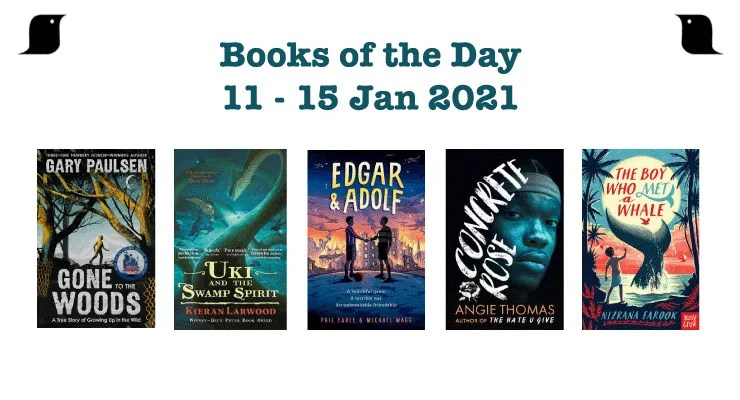 Books of the Day 2021 #2