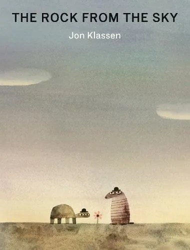 The Rock From The Sky by Jon Klassen