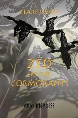 Zed and the Cormorants by Clare Owen ill. Sally Atkins