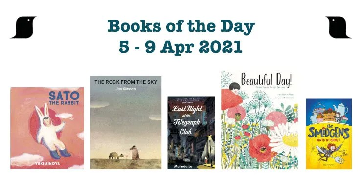 Books of the Day 2021 #14