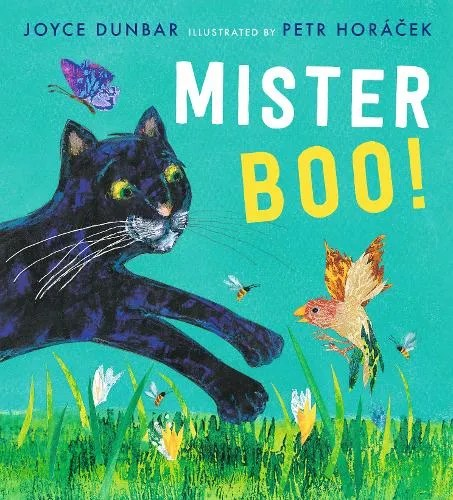 Mister Boo! by Joyce Dunbar ill. Petr Horacek