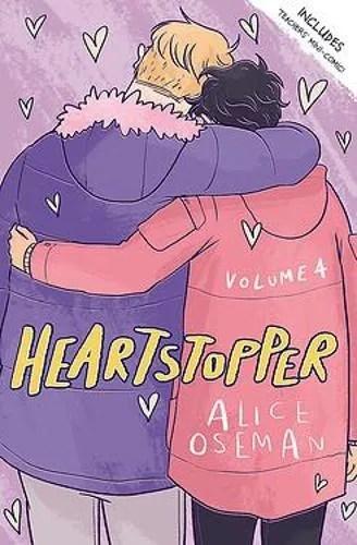 Heartstopper 4 by Alice Oseman