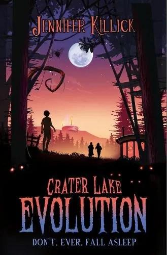 Crater Lake 2, Evolution by Jennifer Killick
