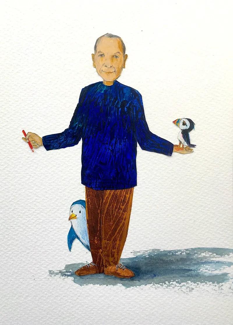 Meet An Illustrator 21 – Petr Horacek