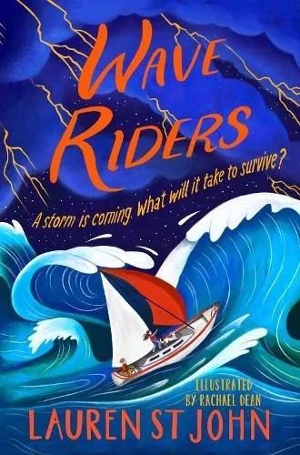 Wave Riders by Lauren St. John
