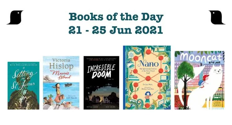 Books of the Day 2021 #25