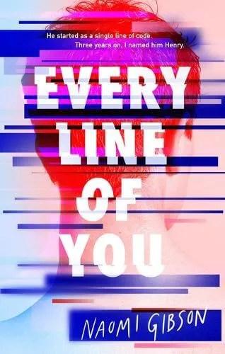 Every Line of You by Naomi Gibson