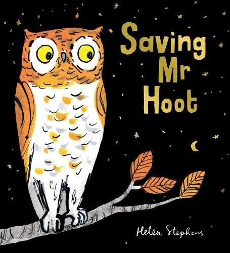 Saving Mr Hoot by Helen Stephens