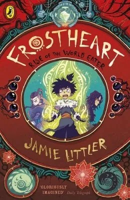 Frostheart 3: Rise of The World Eater by Jamie Littler