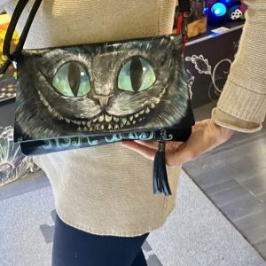 Cheshire Cat bag