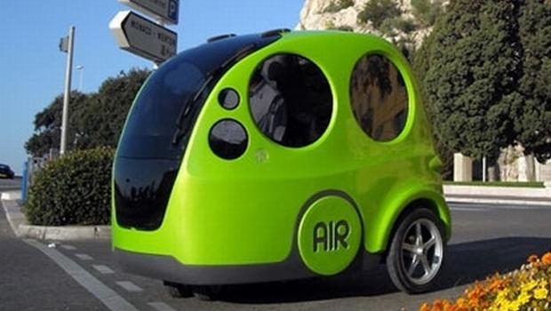 Cadê o carro movido a ar comprimido?
