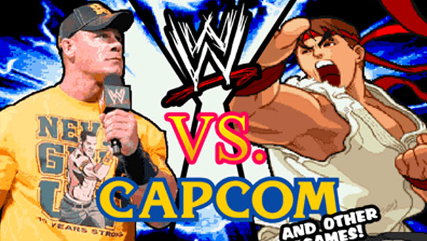 WWE Luta Livre com combos de Street fighter