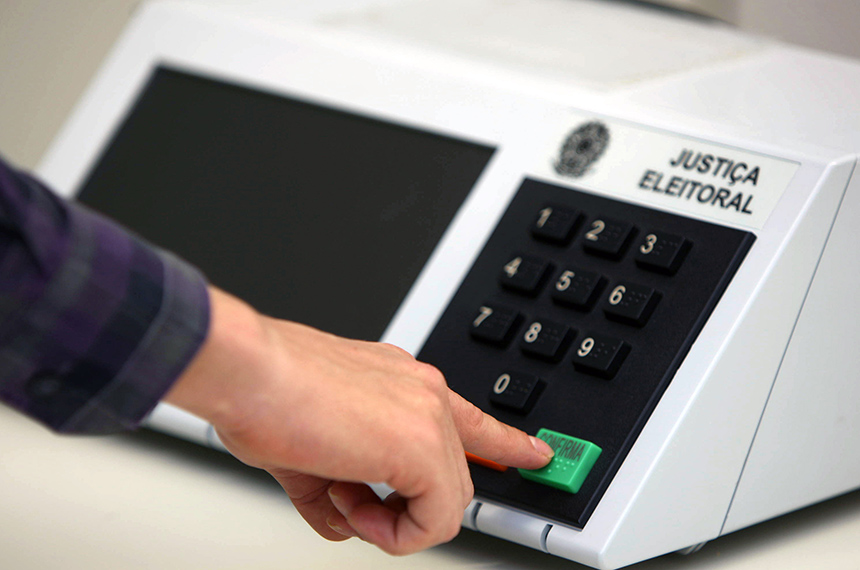 Vandathegod conseguiria hackear a urna eletrônica?