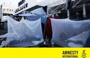 Yunanistan'daki göçmenler