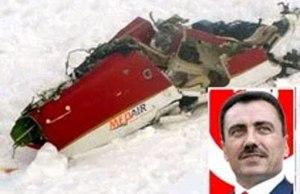 Muhsin Yazıcıoğlu ile 5 kişinin hayatını kaybettiği helikopter kazası