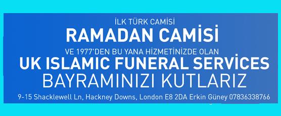 Ramazan Camisi