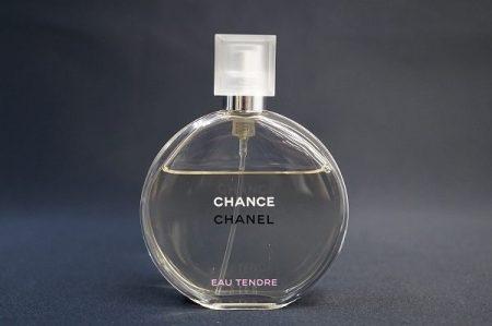 クリーミーで優しい香りにうっとり。シャネルのチャンス オー タンンドゥルを宅配買取いたしました