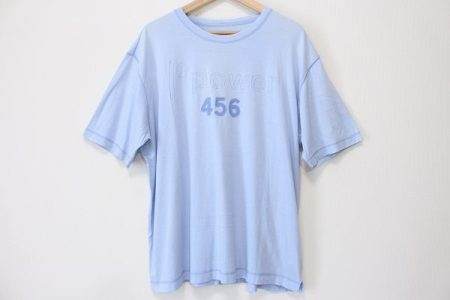 優しいさわやかなお色の、大人気!パパス(Papas)のTシャツをお売りいただきました