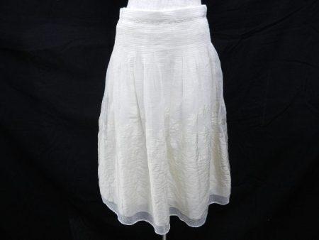 軽やか上品に着られるユキトリイのスカートを買取いたしました