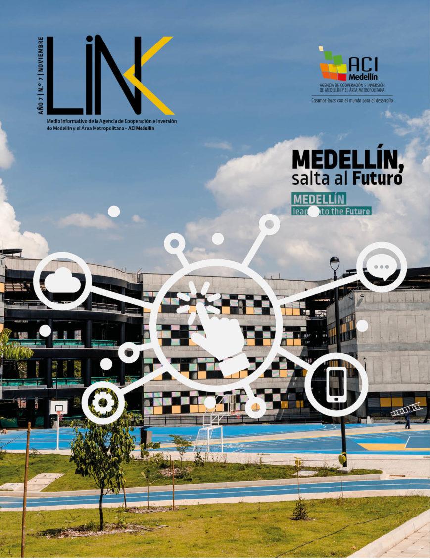 Aci Medellín Agencia De Cooperación E Inversión De Medellín