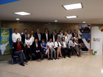 """8° taller de aprendizaje """"Hacia una Acción de Internacional Sostenible"""""""