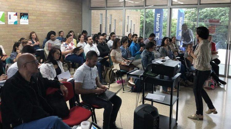 Cooperación en Medellín