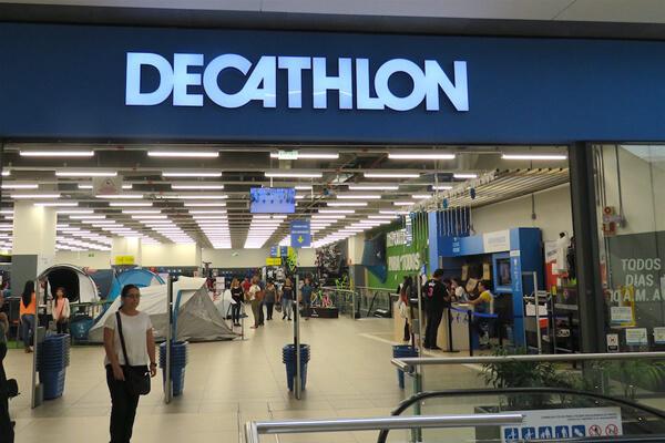 Decathlon abre en Viva Envigado la tienda más grande del país