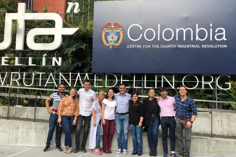 WISE-QATAR recorrieron Medellín