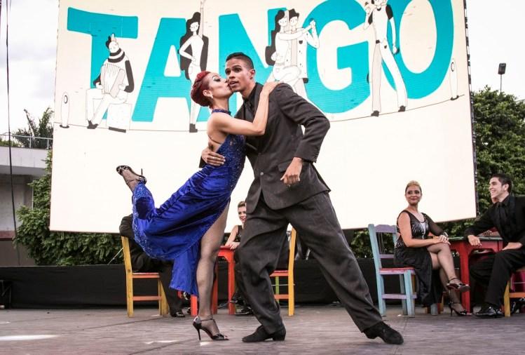 XIII Festival Internacional de Tango