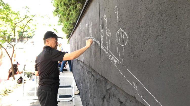 Sun Yu-li, uno de los artistas más importantes de Singapur llega a Medellín