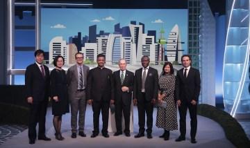 Medellín recibe reconocimiento mundial por los Corredores Verdes
