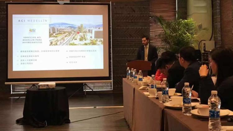 Medellín explora el mercado asiático en búsqueda de potenciales inversionistas