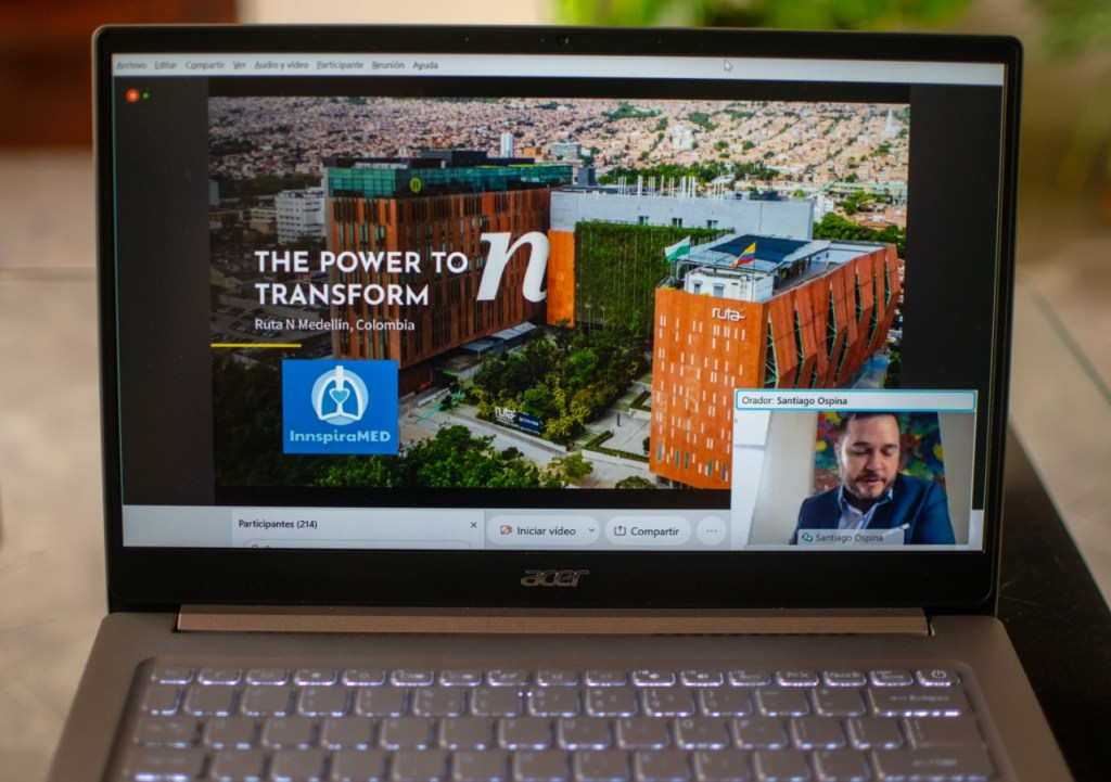 Medellín, única ciudad de América invitada al Intelligent Cities Challenge de la Unión Europea