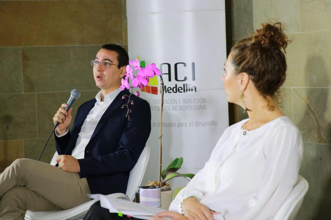 Juan David Palacio, director del Área Metropolitana del Valle de Aburrá