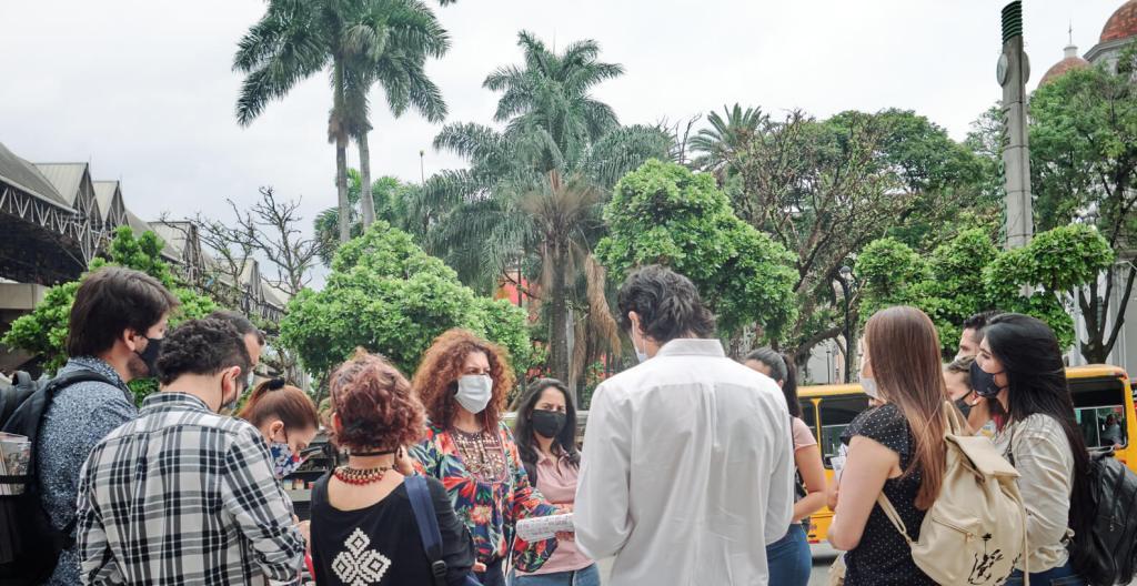 EL CENTRO DE MEDELLÍN REABRE SU PUERTA CULTURAL AL MUNDO