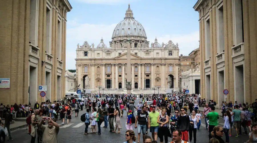 Vaticano. Foto: Pixabay, dominio público