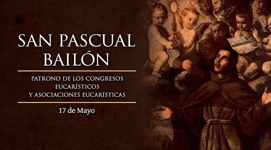 Resultado de imagen para San Pascual Baylón