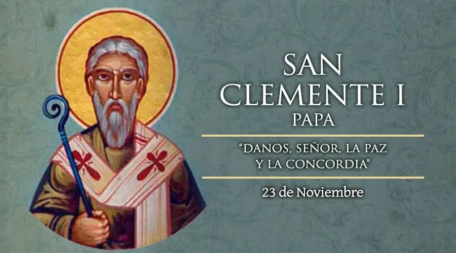 Resultado de imagen para San Clemente, Papa