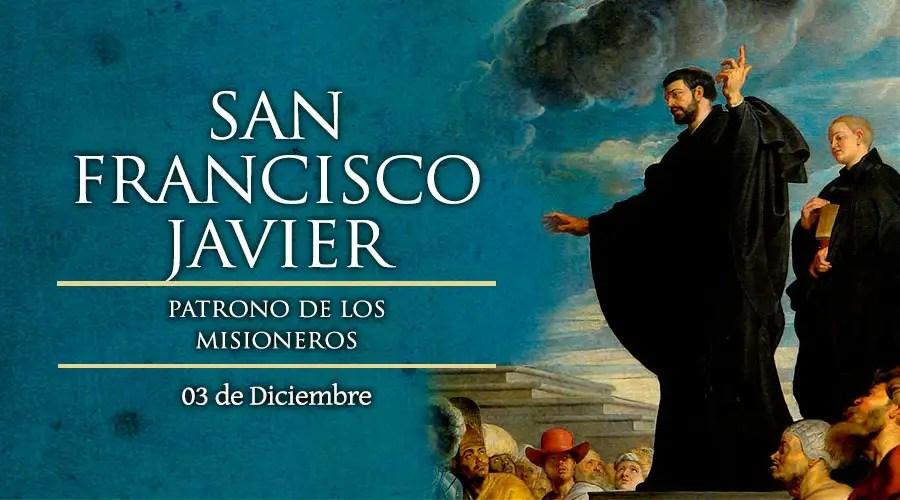 Resultado de imagen de san francisco javier