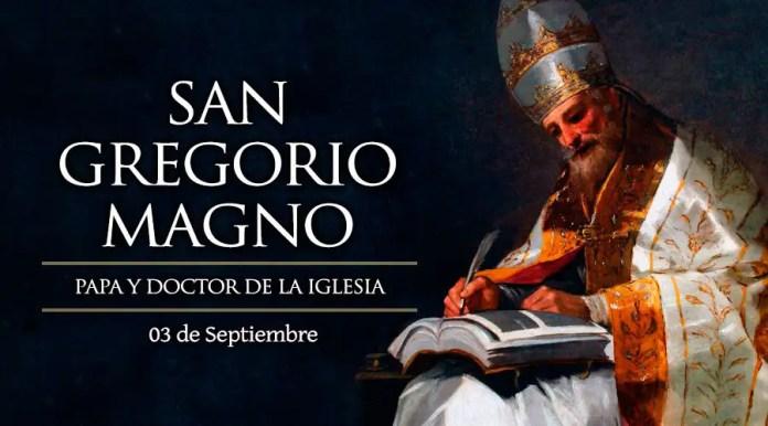 Resultado de imagen para Fotos de San Gregorio Magno