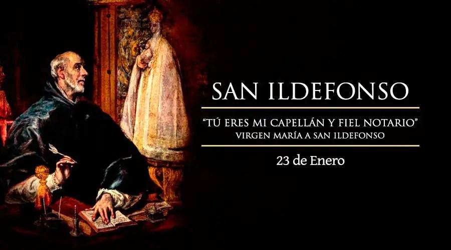 Resultado de imagen para San Ildefonso