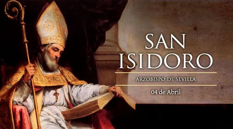 Resultado de imagen para San Isidoro de Sevilla