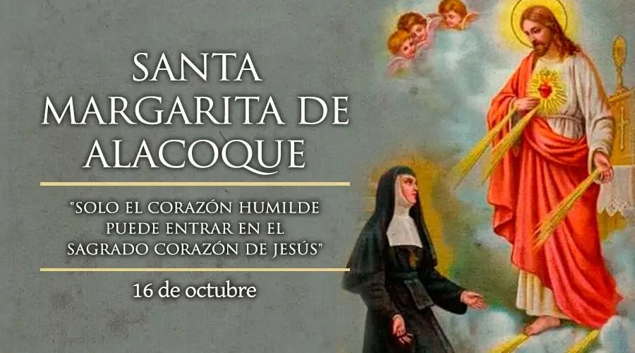 Resultado de imagen para Santa Margarita María de Alacoque