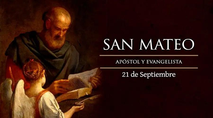 Resultado de imagen para San Mateo Apóstol