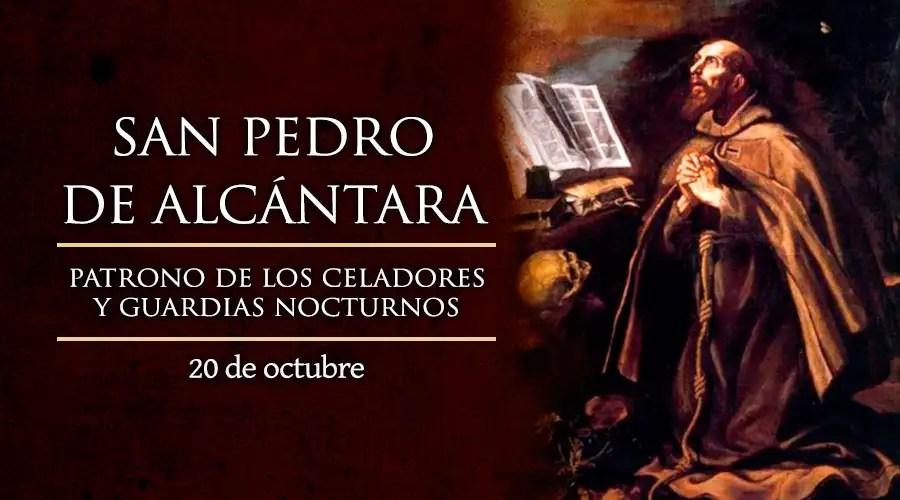 Resultado de imagen para San Pedro de Alcántara
